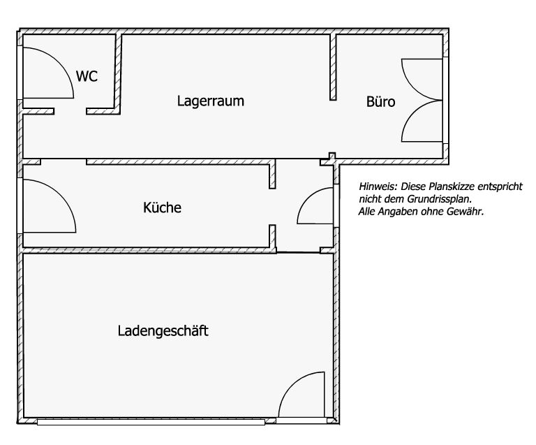 kleines ladengesch ft oder b ro zentrale lage von hofheim marxheim debus immobilien. Black Bedroom Furniture Sets. Home Design Ideas